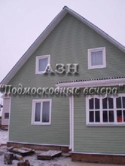 Киевское ш. 60 км от МКАД, Елагино, Коттедж 140 кв. м - Фото 1