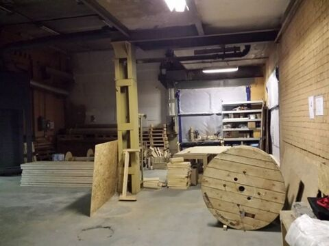 Сдам производственное помещение 400 кв.м, м. Площадь Ленина - Фото 4