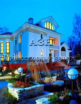 Минское ш. 7 км от МКАД, Одинцово, Коттедж 600 кв. м - Фото 1