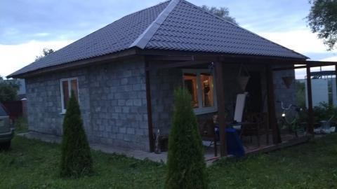 Дом в д. Соломасово Тульской области - Фото 2