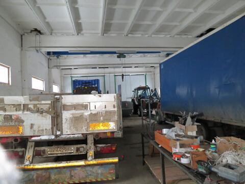 Сдам ангар обогреваемый под грузовой сервис - Фото 4