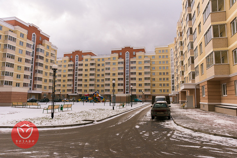 2к квартира 40 кв.м. Звенигород, В. Посад, ЖК Ракитня, пр-д Ветеранов - Фото 3
