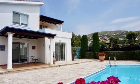 Великолепная 3-спальная вилла в живописном пригороде Пафоса - Фото 5