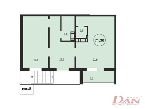 Коммерческая недвижимость, ул. Вишневая аллея, д.42 - Фото 3