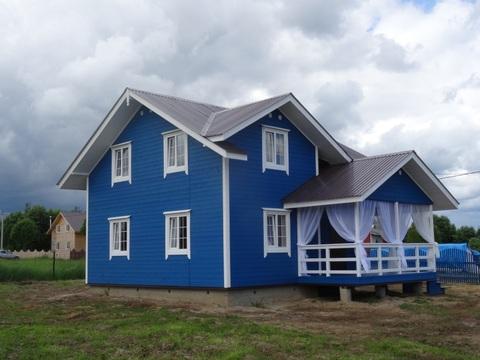 Предлагаю дом 115 кв.м из бруса, зимний в Шумятино – отличная экологи - Фото 4