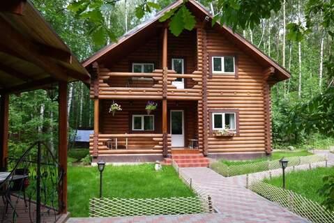 Коттедж посуточно 300 кв.м, Щелковское шоссе - Фото 4