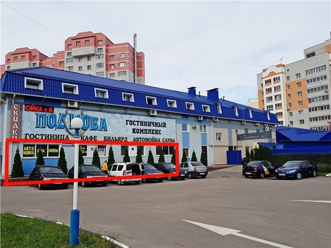 Аренда торгового помещения, Брянск, Ул. Авиационная - Фото 1