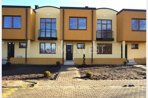 Новый рядный дом в Марупе с ремонтом и кухней - Фото 3