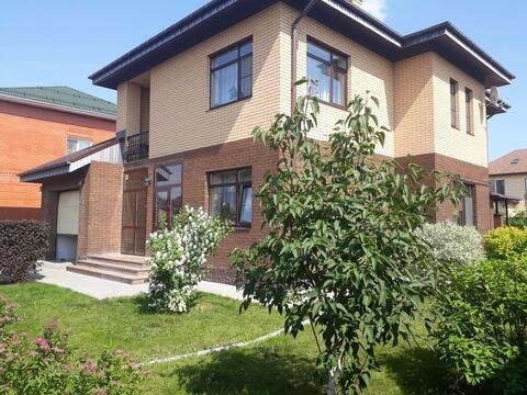 Загородный дом в пос. Южные горки-2, 200кв.м. - Фото 1