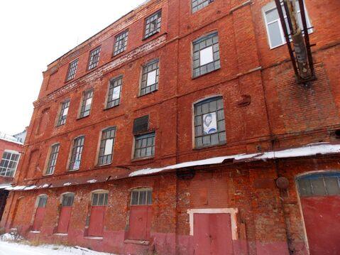 Здание 2000 кв.м на фабрике зима на ул. Громобоя,1 в Иваново - Фото 1