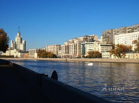 4-к кв. Москва Космодамианская наб, 40/42с3 (105.0 м) - Фото 1