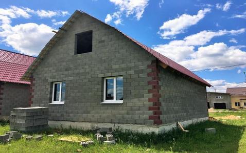 Дом 111 м2 на участке 4 сот. пос. Западный-2 - Фото 1