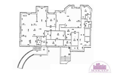 Продается помещение 271 кв.м, поселок внииссок, ул. Дружбы 4 - Фото 2