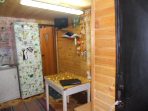 Продается 2-комнатная квартира в 1-деревянном доме, в г. Кашира, ул. К - Фото 1