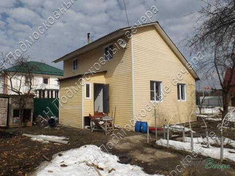Горьковское ш. 40 км от МКАД, Электросталь, Коттедж 145 кв. м - Фото 1