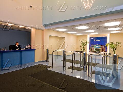 Сдам офис 1144 кв.м, бизнес-центр класса B «лефорт (lefort)» - Фото 4