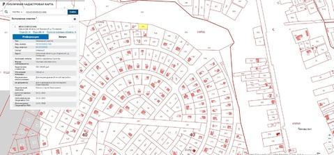 Земельный участок 7,5 соток в кп Тимашево. Магистр. газ, вода, кан-ция - Фото 2