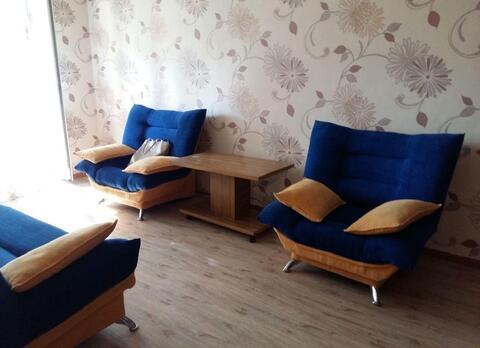 Однокомнатная квартира в центре с мебелью и техникой, Купить квартиру в Ставрополе по недорогой цене, ID объекта - 316877071 - Фото 1