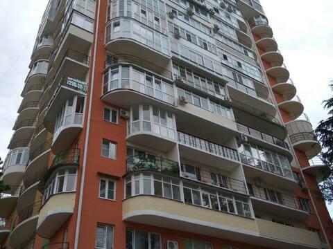 Продажа двухкомнатной квартиры в новостройке на Параллельной улице, 8 ., Купить квартиру в Сочи по недорогой цене, ID объекта - 320269118 - Фото 1