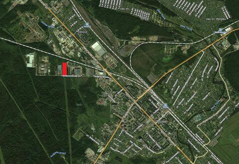 Продажа земельного участка промышленного назначения в Тосно ! - Фото 1