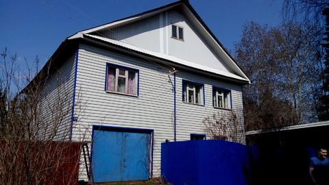 Продам коттедж 180 кв.м, д.Ст.Бор 2 этажн. - Фото 1