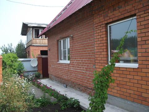 11 соток и кирпичный дом - Фото 2