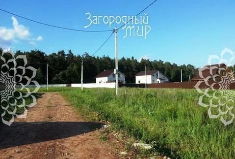 Продам участок, Новорязанское шоссе, 44 км от МКАД - Фото 3