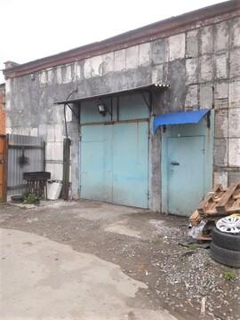 Помещение 235 кв.м. на Походной 4 под автосервис, теплый склад - Фото 1