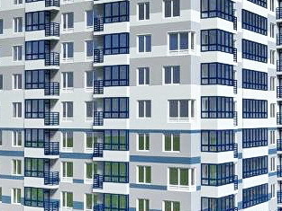 Обмен 1 комн. квартиры 40 кв.м. в новом доме Зеленограда - Фото 2