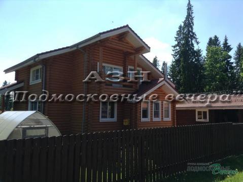 Дмитровское ш. 32 км от МКАД, Лупаново, Коттедж 230 кв. м - Фото 1