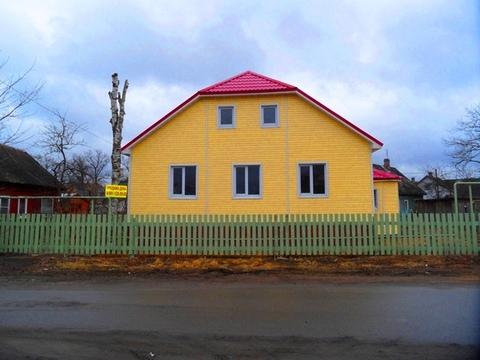Гатчина, коттедж, 2014 г. - Фото 1