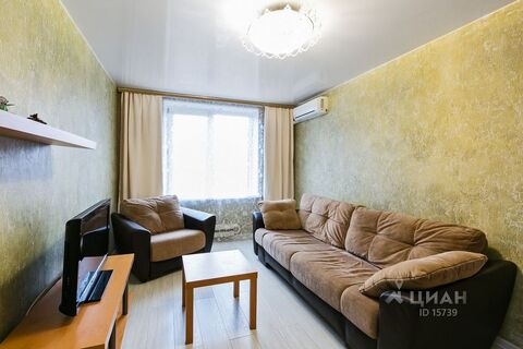 Аренда квартиры посуточно, Смоленский б-р. - Фото 1