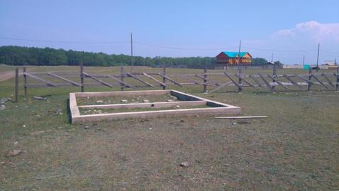 Продажа участка, Большое Голоустное, Иркутский район, Харануты-2 - Фото 1