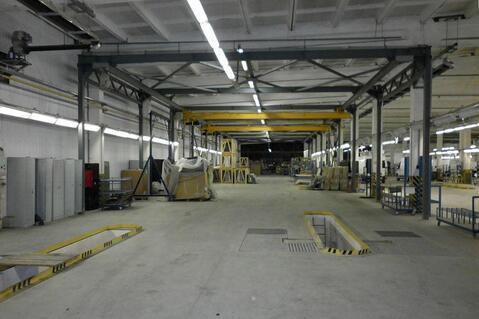 Продажа производственно-складского комплекса с ж/д веткой - Фото 1