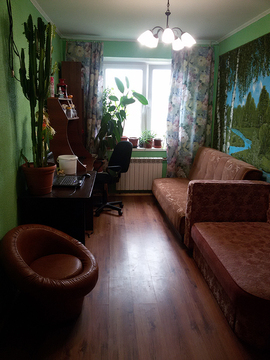 3-х комнатная квартира 65,5 м2 в пос.Тучково, Восточный микрорайон д.7 - Фото 4