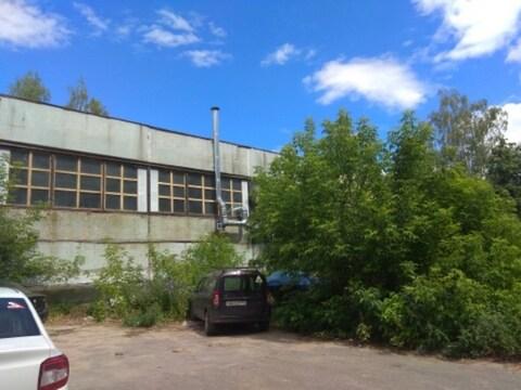 Продам, индустриальная недвижимость, 4940,0 кв.м, Советский р-н, . - Фото 1