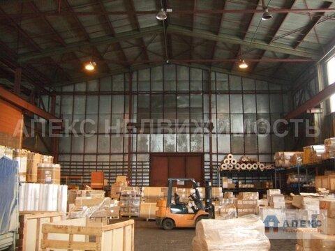 Аренда помещения пл. 405 м2 под склад, производство, Одинцово . - Фото 1