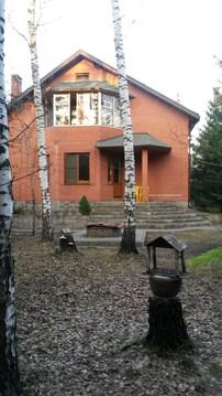 Дом в охраняемом поселке по Киевскому шоссе - Фото 1