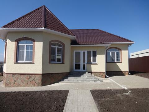 Дом в Никольском - Фото 1