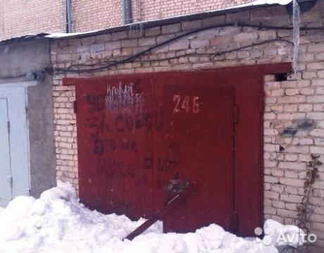 Продам гараж р-н Школы №43 - Фото 1