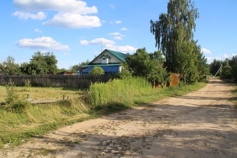 3-комн квартира в бревенчатом доме г.Карабаново - Фото 4