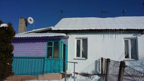 Продам 1/2 дома 2-й Зелёный пер. - Фото 1