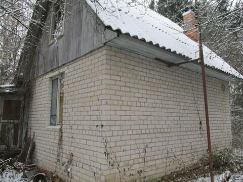 Продается участок 8 соток с кирпичным домом в районе Кубинки - Фото 1