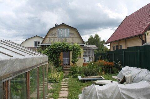 Дом 60 кв.м. на участке 8,5 соток Москва, с. Покровское - Фото 2