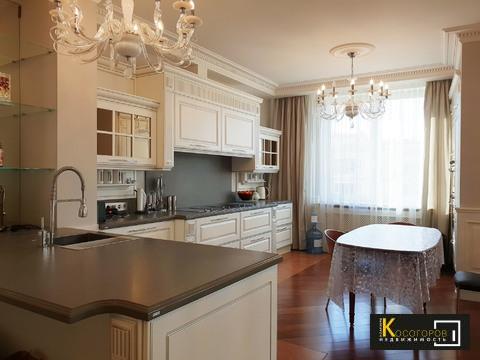 Купи 3-комнатную квартиру 106 кв.м в ЖК Мосфильмовский с ремонтом - Фото 1