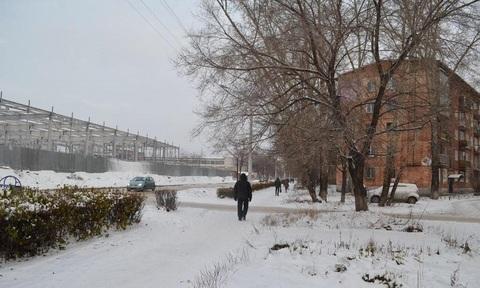 Незавершённое строительство супермаркета в г. Новокузнецк - Фото 2