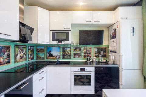 Продается 2-комн. квартира с дизайнерским ремонтом, м. Новокосино - Фото 3