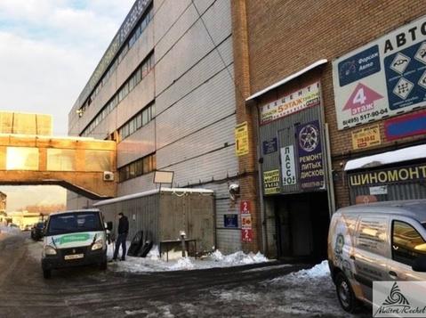 Продажа автобазы 14175 м2 у метро Нагорная. Электролитный 12б - Фото 1