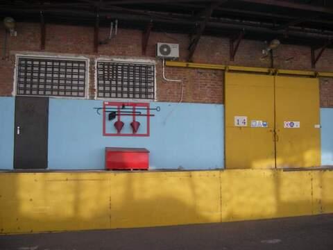 Аренда склада с жд и авторампой от 440 кв. м. - Фото 2