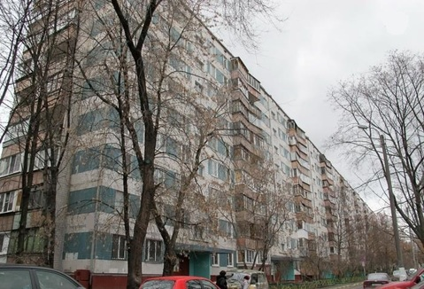 3 комнатная квартира, Москва, ул. Пестеля, дом 1 - Фото 1